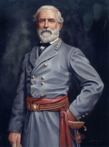 Robert E. Lee: a genuine American hero.